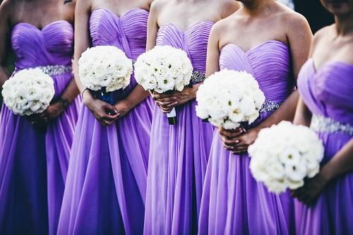 un mariage au domaine de Blanche Fleur