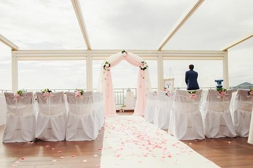 un mariage de rêve avec un wedding planner à Nice